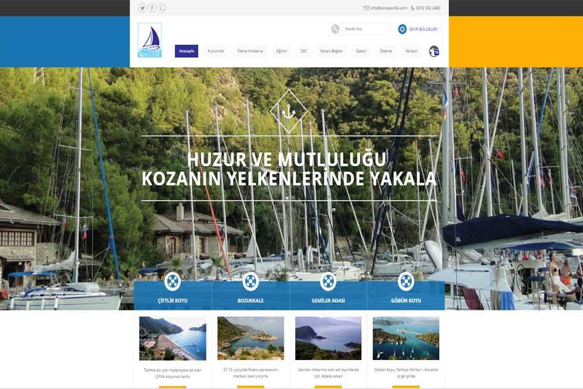 Photo of Koza Yatcılık Globalnet'i Tercih Etti.