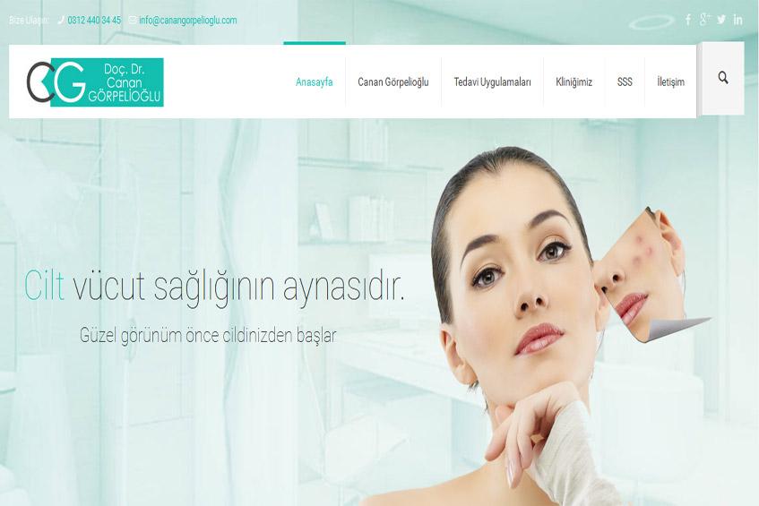 Photo of Doç.Dr.Canan Görpelioğlu web sitesi yayına alındı…