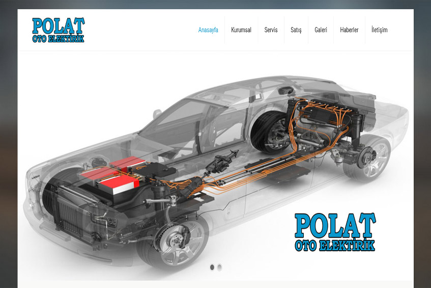 Photo of Polat Oto Servis web sitesi yayına alındı