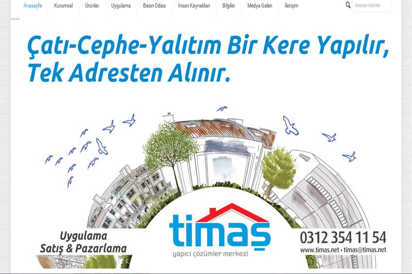 Photo of Timaş Web Sitesi GLOBALNET Tarafından Geliştirilerek Yayına Alındı
