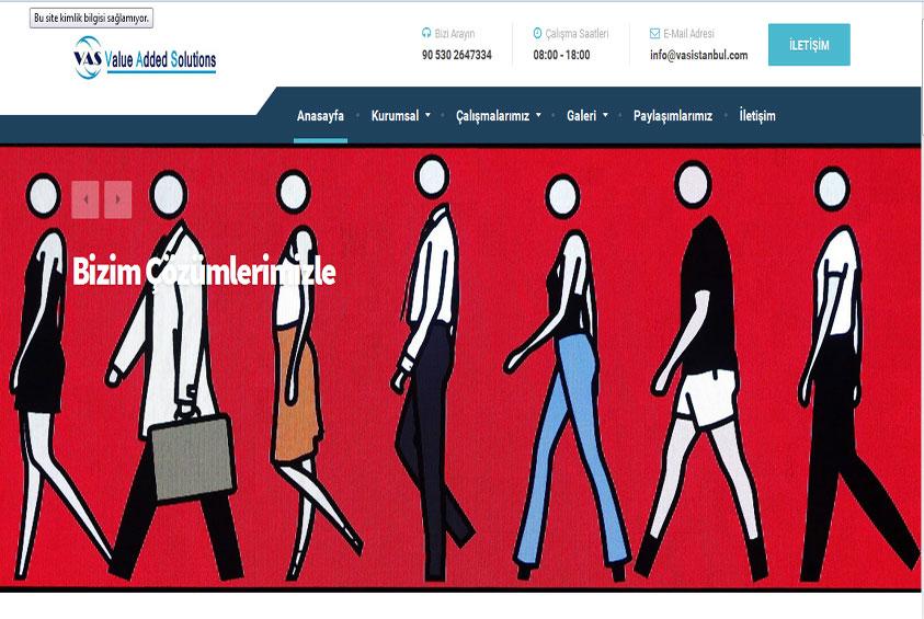 Photo of Vas İstanbul web sitesi yayına alındı