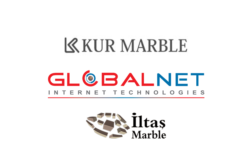 Photo of İltaş Marble ve Kur Marble GLOBALNET'i tercih etti