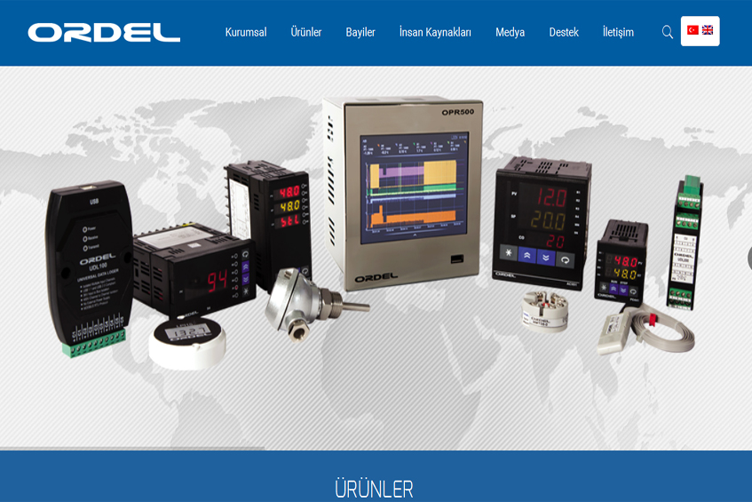 Photo of Ordel Web Sitesi Yayına Alındı