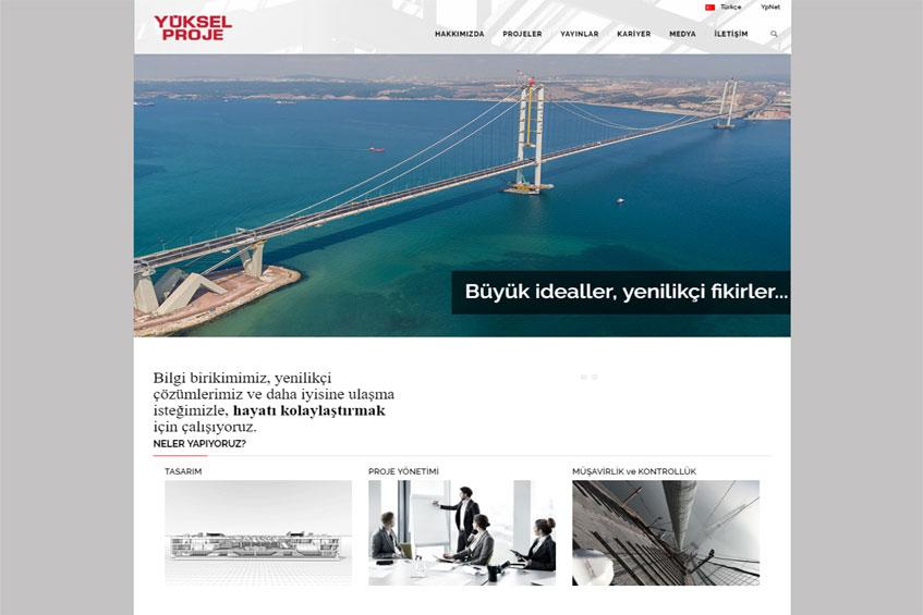 Photo of Yüksel Proje Web Sitesi Yenilenerek Yayına Alındı