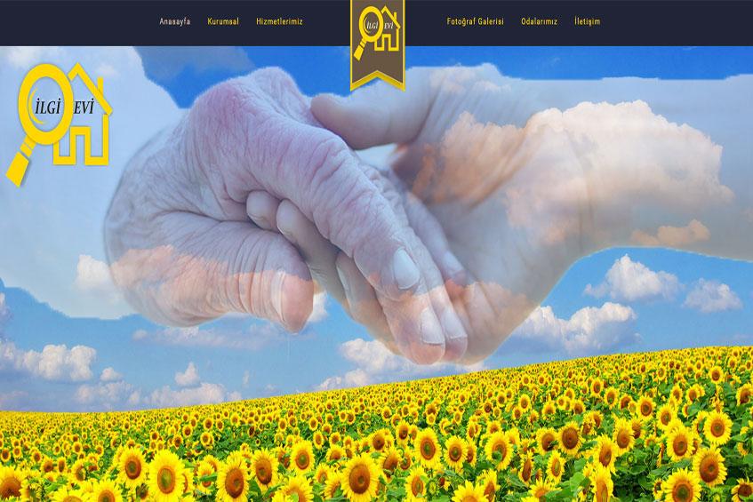 """Photo of """"İlgievi"""" Huzurevi ve Yaşlı Bakım Merkezi Web Sitesi Yayına Alındı…"""