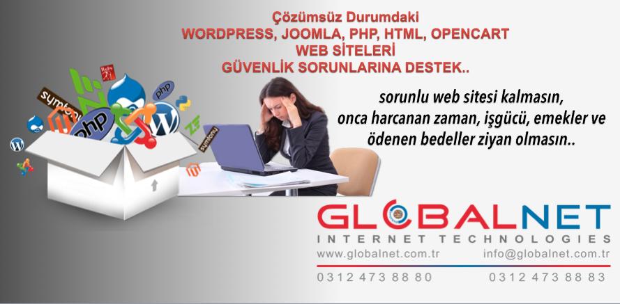 Photo of WORDPRESS JOOMLA PHP OPENCART WEB SİTESİ GÜVENLİK SORUNLARINA DESTEK