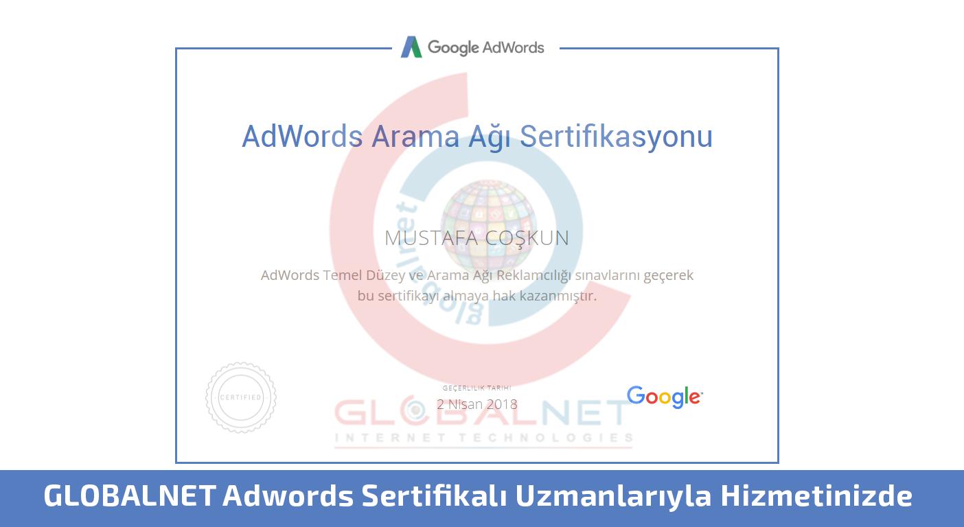 Photo of Google Adwords Sertifikalı Uzmanlarımızla Hizmetinizdeyiz