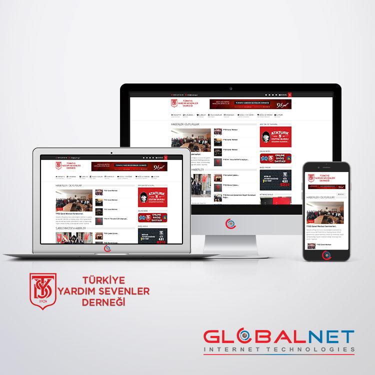 Photo of Türkiye Yardım Sevenler Derneği Web Sitesi Yenilendi!