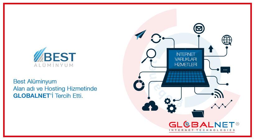 Photo of Best Alüminyum Alan Adı ve Hosting Hizmetinde GLOBALNET'i Tercih Etti
