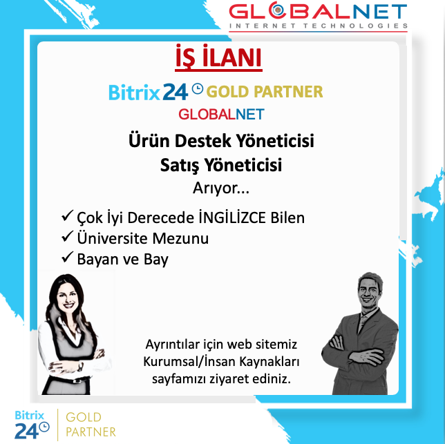 Photo of Bitrix24 Ürün Destek ve Satış Yöneticileri İŞ İLANI