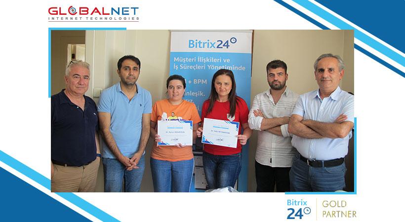 Photo of GLOBALNET, POLYMART Firmasına Bitrix24 Eğitimi ve Destek Hizmeti Sağladı