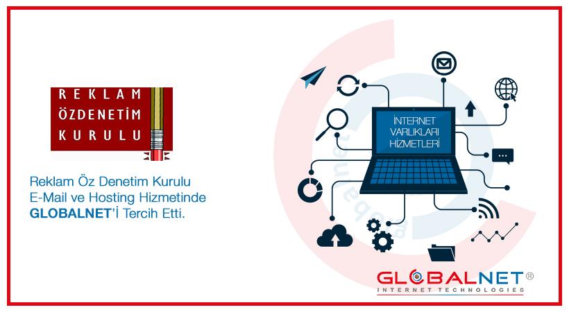 Photo of Reklam Öz Denetim Kurulu (RÖK) E-Mail ve Web Hosting Hizmetinde GLOBALNET'i Tercih Etti
