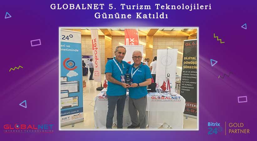 Photo of GLOBALNET 5. Turizm Teknolojileri Gününe Katıldı