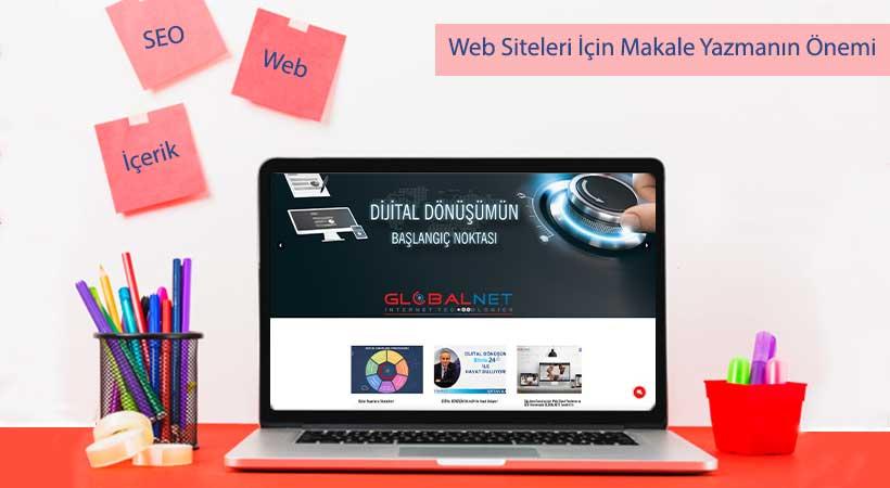 Photo of Web Siteleri İçin Makale Yazmak Neden Önemlidir?