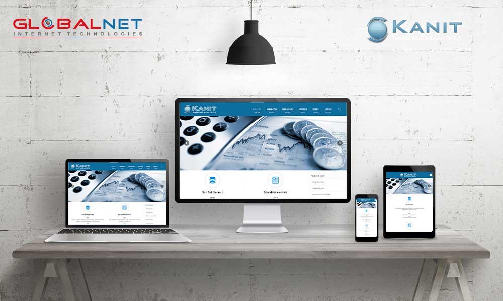 Photo of Kanıt Yeminli Mali Müşavirlik A.Ş. Web Sitesi Yenileme Hizmetinde GLOBALNET'i Tercih Etti