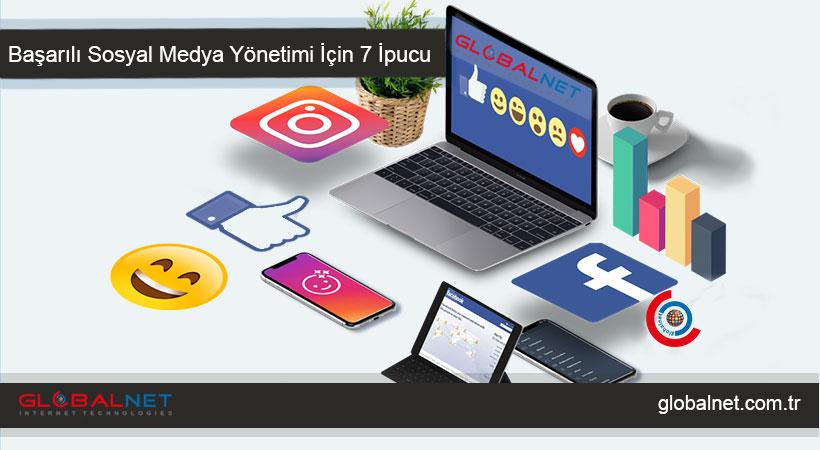 Photo of Başarılı Sosyal Medya Yönetimi İçin 7 İpucu