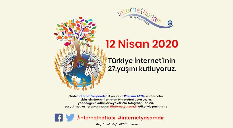 Photo of Türkiye İnternetinin 27. Yılını Kutlu Olsun!