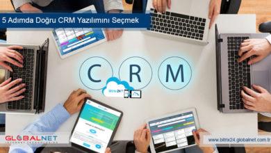 Photo of 5 Adımda Doğru CRM Yazılımını Seçmek