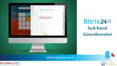 Photo of Bitrix24 Açık Kanal Güncellemeleri