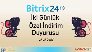 Photo of Bitrix24 Cloud Planlarında %50'ye Varan İndirim