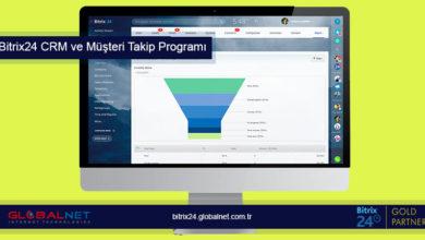 Photo of Bitrix24 CRM ve Müşteri Takip Programı