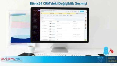 Photo of Bitrix24 CRM'deki Değişiklik Geçmişi
