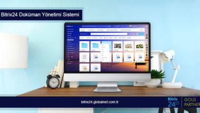Photo of Bitrix24 Doküman Yönetim Sistemi ve Belge Yönetim Yazılımı