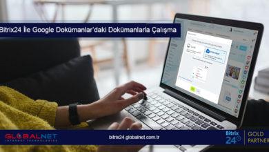 Photo of Bitrix24 İle Google Dokümanlar'daki Dokümanlarla Çalışma