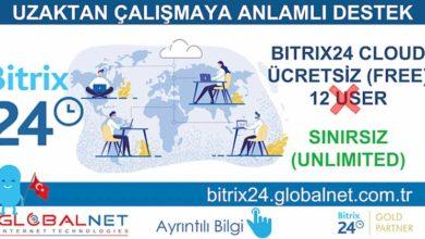 Photo of BITRIX24 'ten ANLAMLI DESTEK