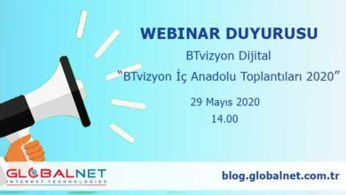 Photo of GOTOWEBINAR İle BTvizyon İç Anadolu Toplantıları Etkinliği Düzenleniyor