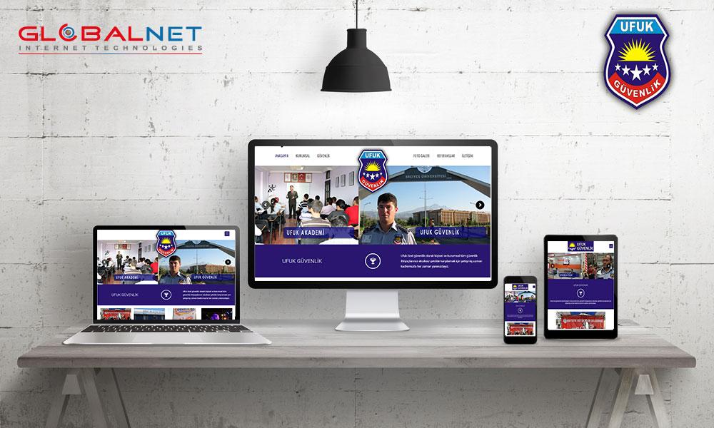 Photo of Ufuk Güvenlik Web Sitesi Yenileme Hizmetinde GLOBALNET'i Tercih Etti