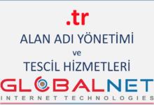 Photo of .TR Uzantılı Alan Adınızı GLOBALNET 'e taşıyın..