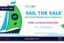 Photo of Bitrix24 Yeni Sürüm İndirim Kampanyasına Yelken Açın