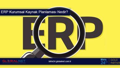 Photo of ERP Kurumsal Kaynak Planlaması Nedir?