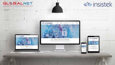 Photo of İnsistek Web Sitesi GLOBALNET Tarafından Yayına Alındı