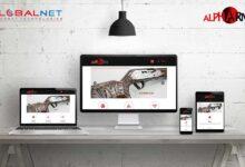 Photo of Alpharms Firması Web Sitesi Yenileme Hizmetinde GLOBALNET'i Tercih Etti